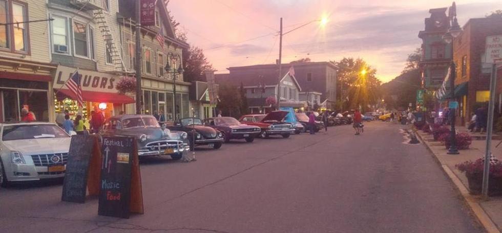 Main Street Margaretville
